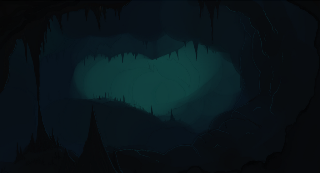 Cave by BonesWolbach