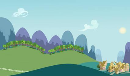 Ponyville Outskirts