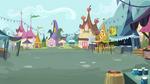 Ponyville Market by BonesWolbach