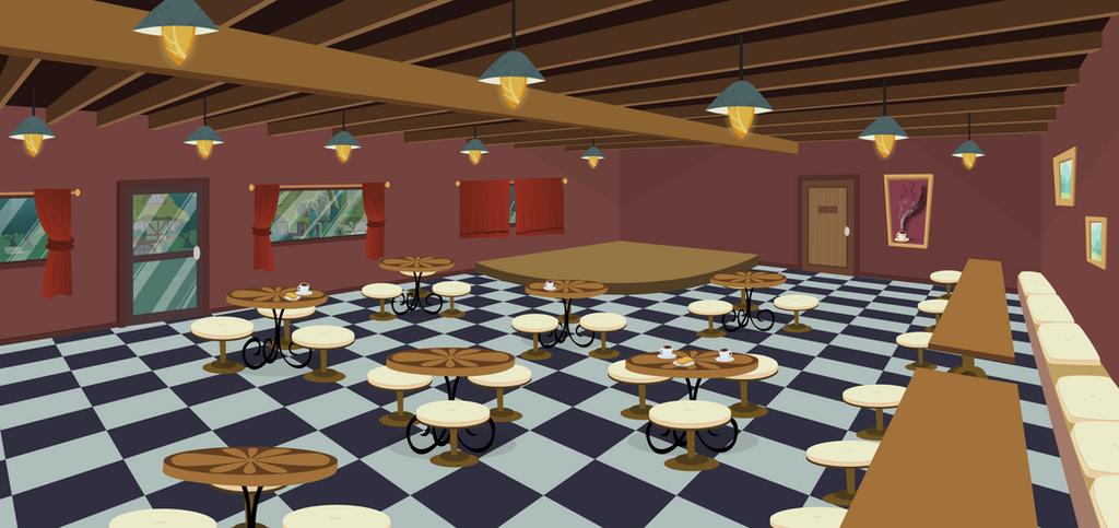 Cafe by BonesWolbach