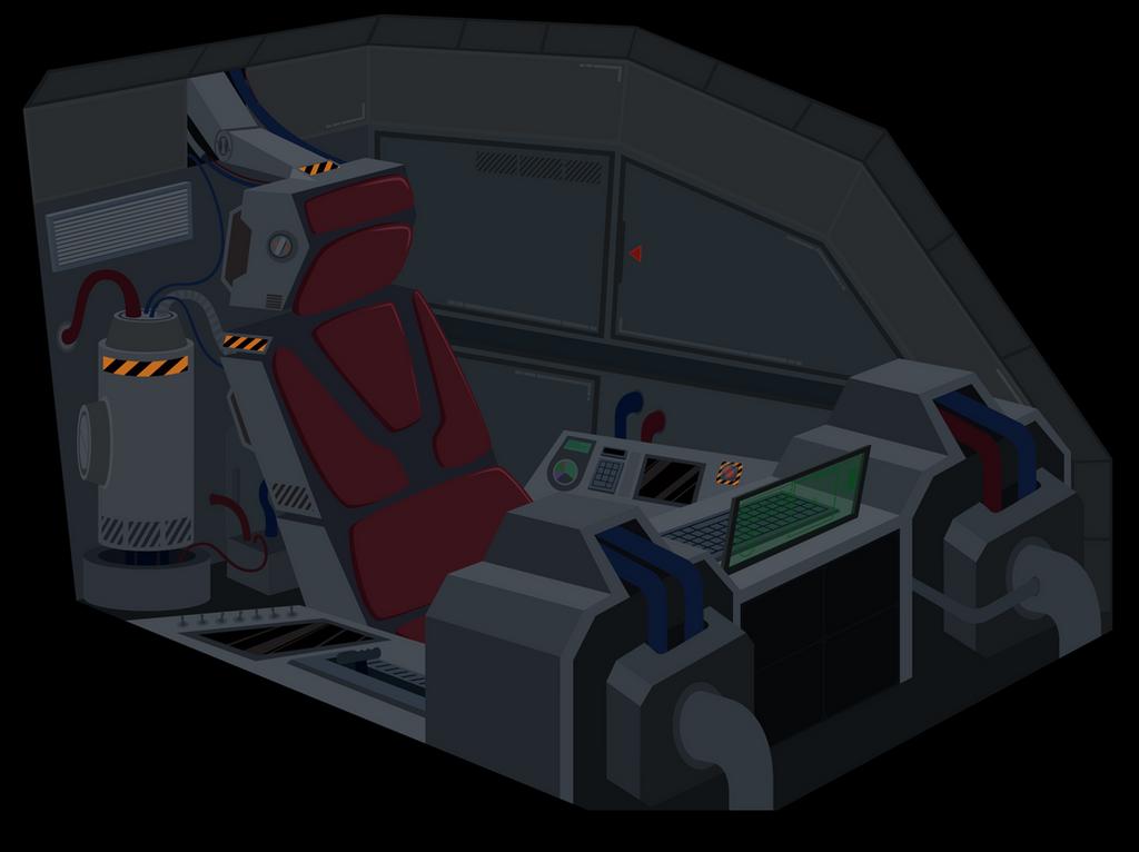 Mech Cockpit
