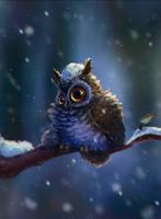 First Snow/Soon by A-n-j-u-n-A