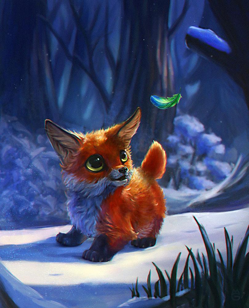 Foxy by A-n-j-u-n-A