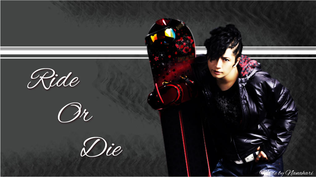 Gackt Ride Or Die Wallpaper By Nanahari