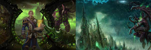 Legion Dual Wallpaper
