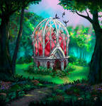 Elven greenhouse