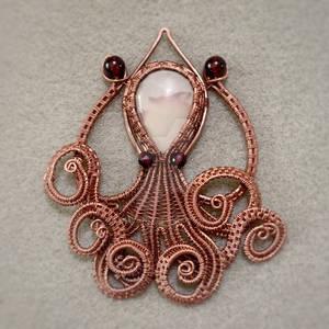 Octopus Pendant