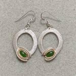 Canadian Jade Earrings