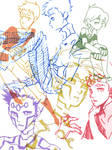 Brainy doodles