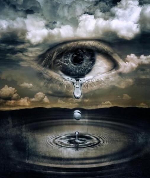 sad eye...