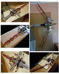 Transforming Rune Feather Bowblade