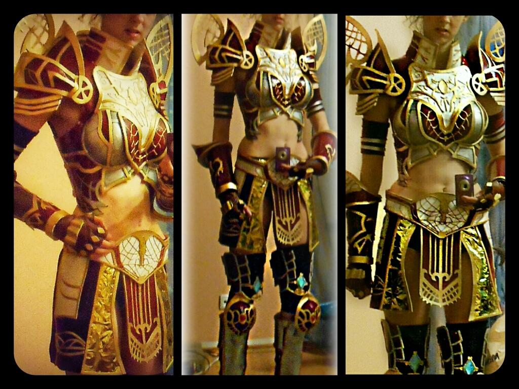 Cosplay ROHAN online armor WIP by Zwielichtodin