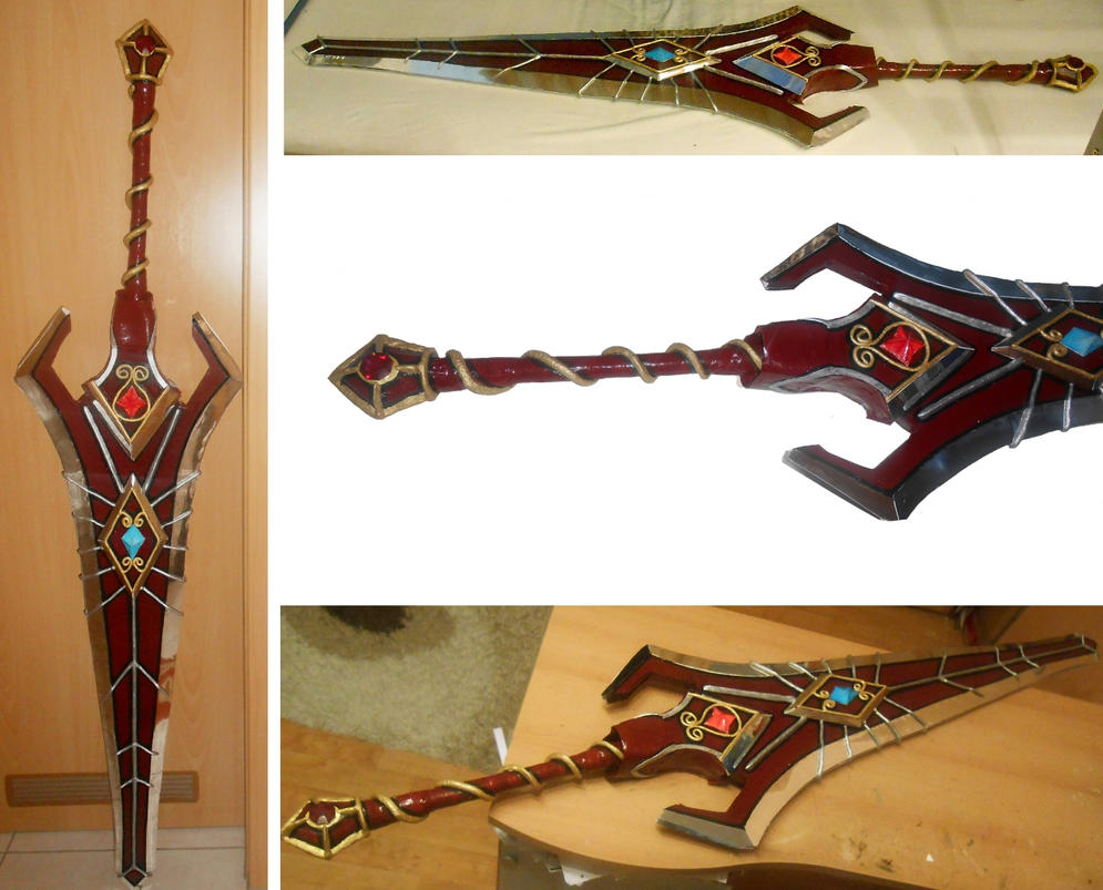 Rohan online Warrior Sword by Zwielichtodin