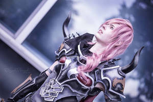 Lightning Returns Dark Knight Cosplay by Zwielichtodin