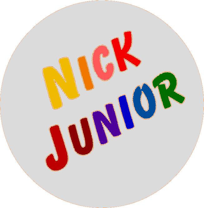 Nick Jr.'s 1988 Logo Silver Ball Version by MrWonderWorks