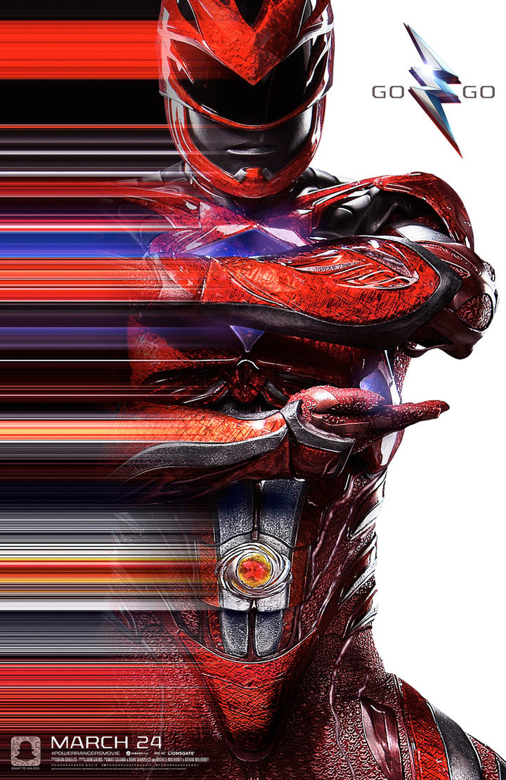 Mighty Morphin Red Ranger by MrWonderWorks