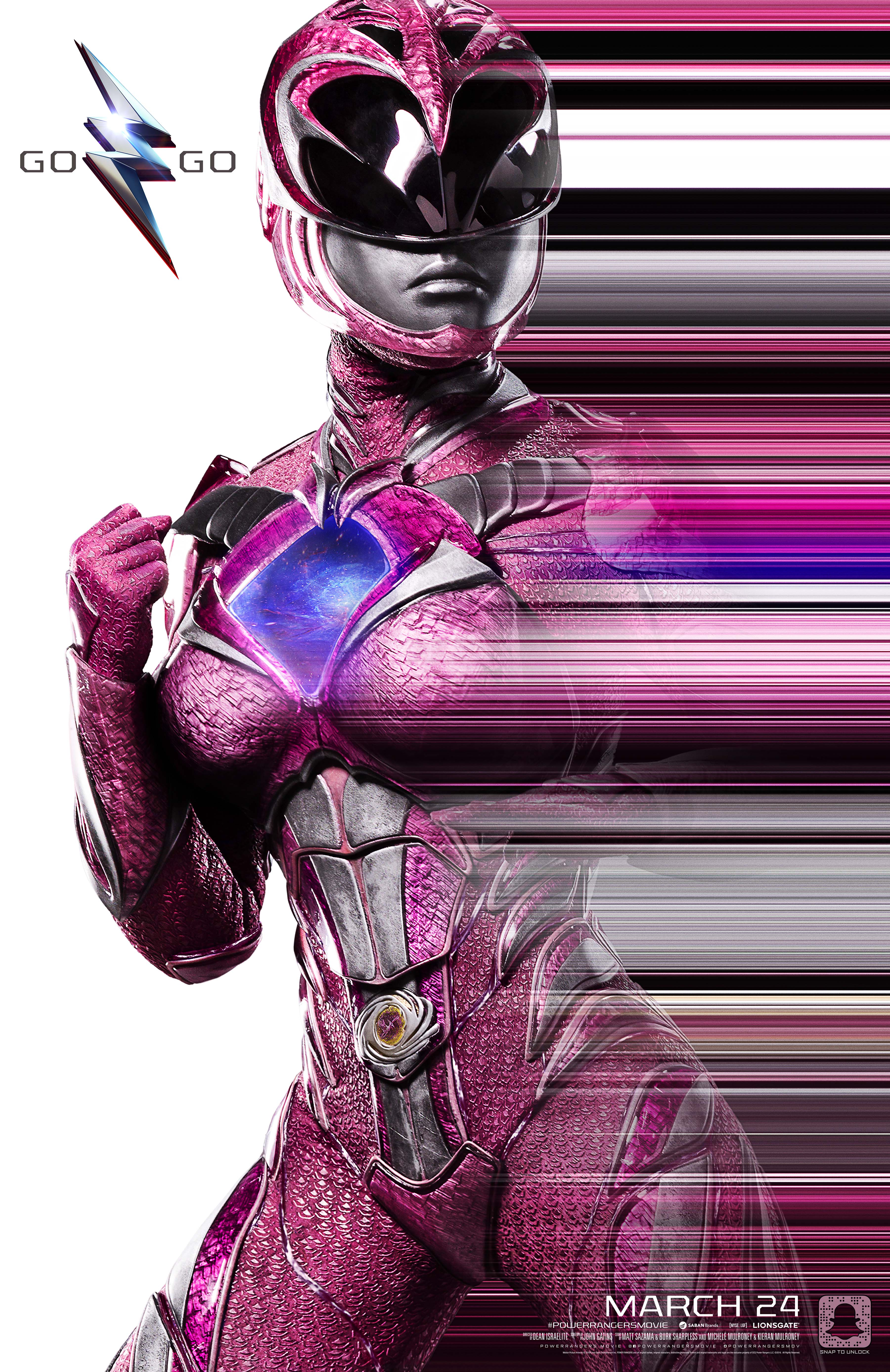 Mighty Morphin Pink Ranger by MrWonderWorks