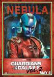 Nebula Trading Card by MrWonderWorks