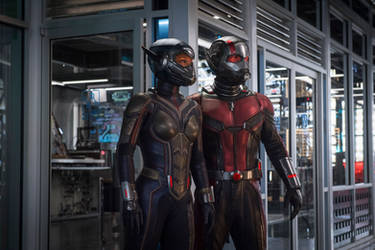 Ant-Man and The Wasp's Official Suits! by MrWonderWorks