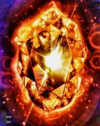 Infinity Soul Stone By Satan Boyy by MrWonderWorks