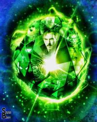 Infinity Time Stone By Satan Boyy by MrWonderWorks