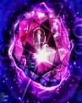 Infinity Power Stone By Satan Boyy by MrWonderWorks