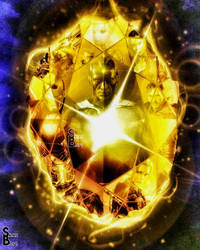 Infinity Mind Stone By Satan Boyy by MrWonderWorks