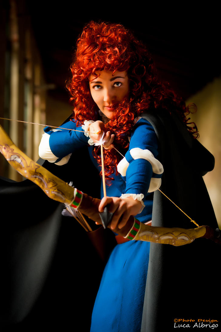 Brave - Merida by ArielKuran