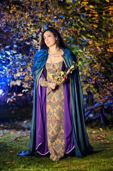 Morgen, Queen of Avalon