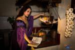 Brewing Spells by ArielKuran