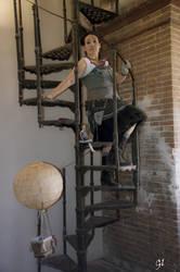 Stairway to aether by ArielKuran