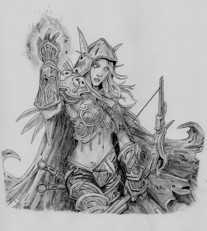 Lady sylvanas rule sex pictures