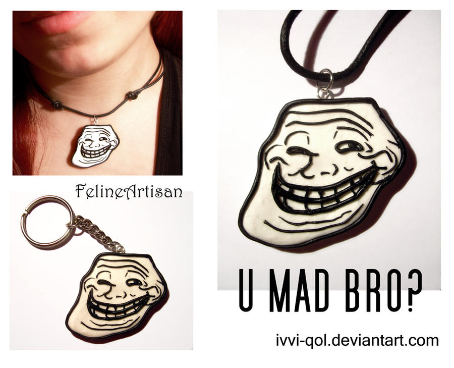 U Mad Bro Troll Face - Bing images