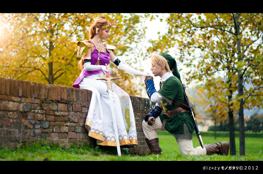Legend Of Zelda: Twilight Princess 03 by dizzymonogatari