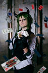 Gumi: Pokerface by dizzymonogatari