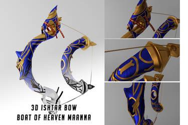 3D FGO Boat if Heaven Maana