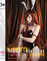 Mad Scientist Bunny