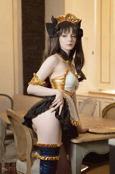 Ishtar Chaldea Maid