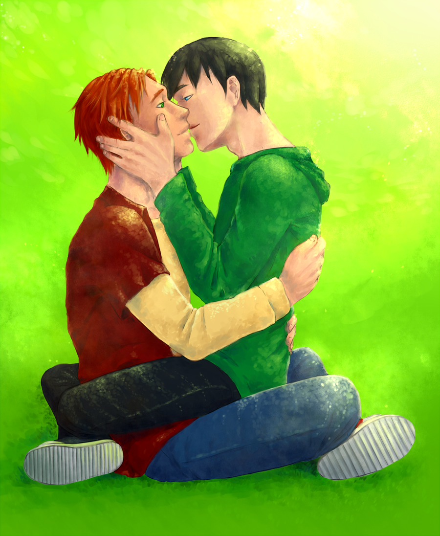 DC: Flash x Green Lantern by A-nyu-sama on DeviantArt