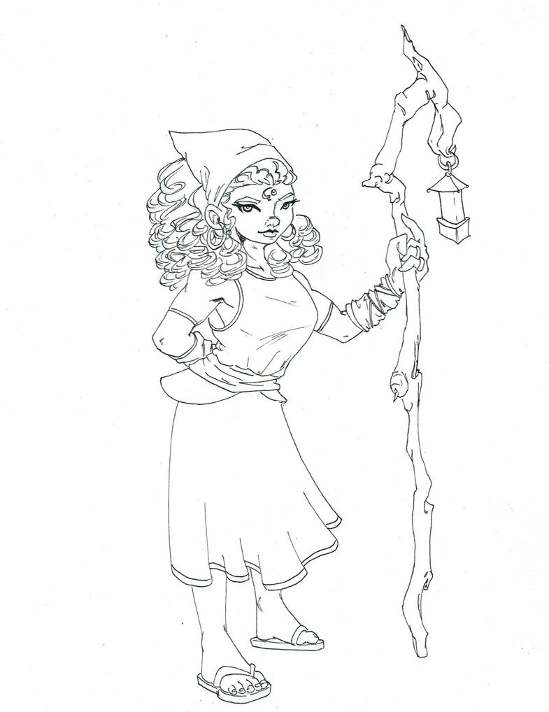 gypsy WIP by fwrussell