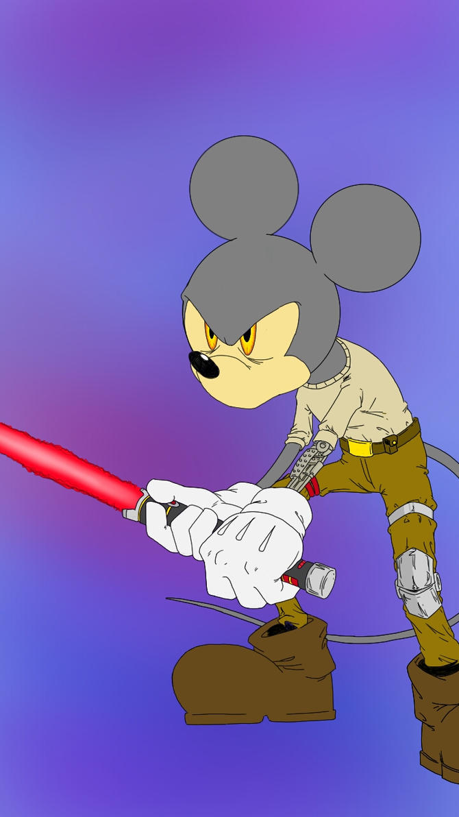 The Dark Side of Disney... by fwrussell
