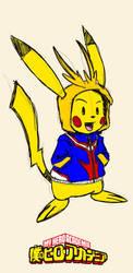 Even Pikachu is a fan by fwrussell