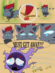Zorua will NOT be captured! by fwrussell