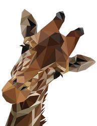 Giraffe by Ayechanit