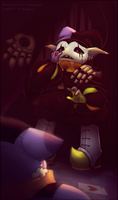 (deltarune) .: Just a Game :.