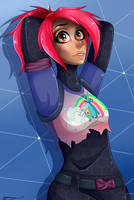 The Brite Bomber by sianisdead