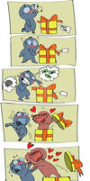 A gift for you! by SakArt98