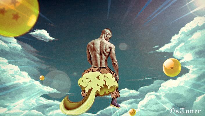 Goku's Mode by Ostoner