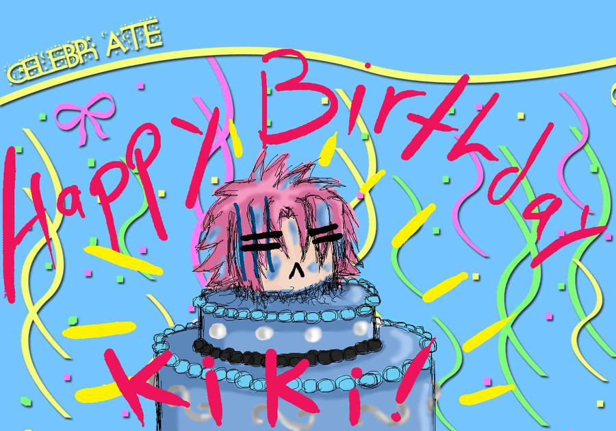Happy Birthday Kiki by E-star99