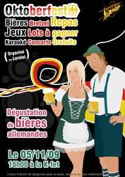 Poster OktoberFest by sakenplet